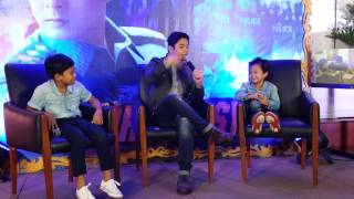 Coco Martin talks about working with Onyok, Aura