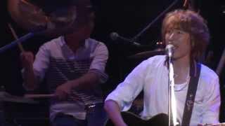 2013年7月28日「ブリトラ大コンサート2013」渋谷公会堂より。 ※ブリーフ...