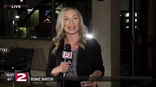 Rome mayoral primary: Incumbent Jackie Izzo ahead by hundreds of votes