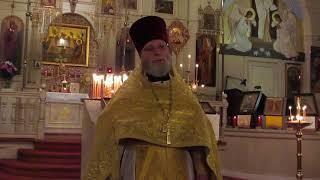 Orthodox Sermon - Humility is Golden