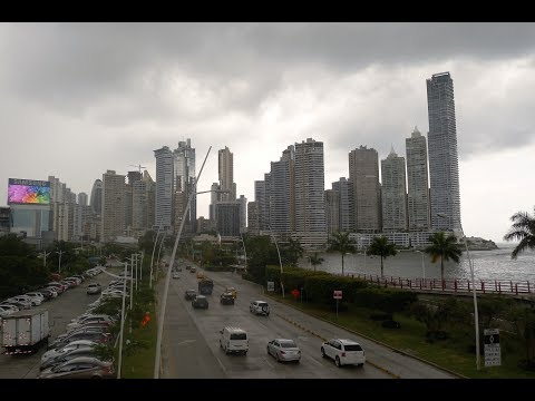 walking in Panama City (Panama)