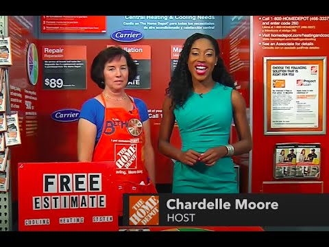 Chardelle Moore Home Depot Commercial