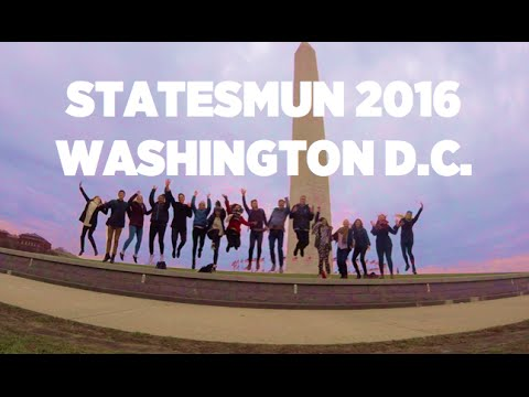 StatesMUN 2016 | Washington D.C.
