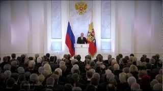 видео Послание президента Федеральному Собранию на 2016 год