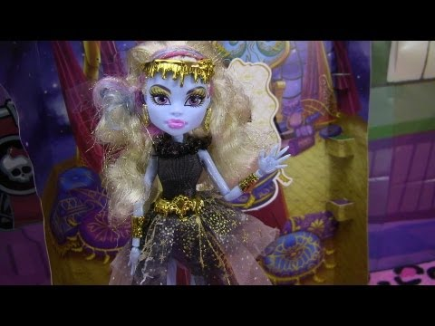 Monster High 13 Wishes Abbey Bominable Haunt The Casbah Review Video !!! :D!