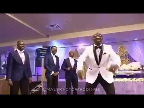 AMAZING NIGERIAN WEDDING ENTRANCE