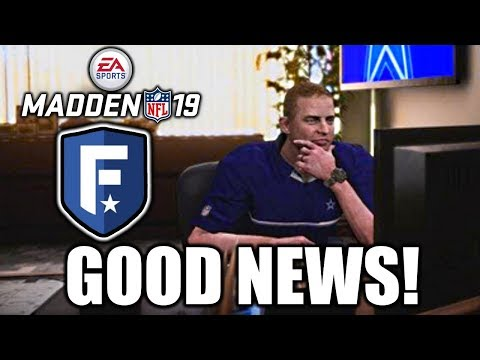 Madden 19 Franchise Breakdown - AND IT'S GOOD NEWS!!!