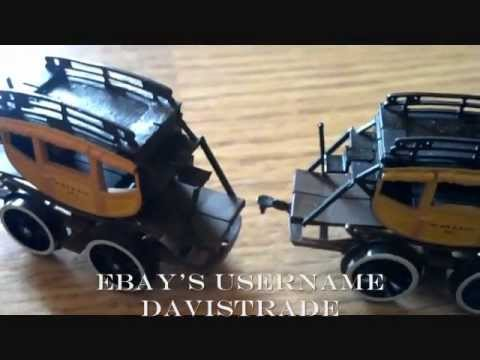 BACHMANN The  DeWitt Clinton Scale Replica Electric Train Set