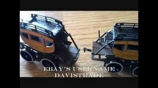 BACHMANN The  DeWitt Clinton Scale Replica Electric Train Set