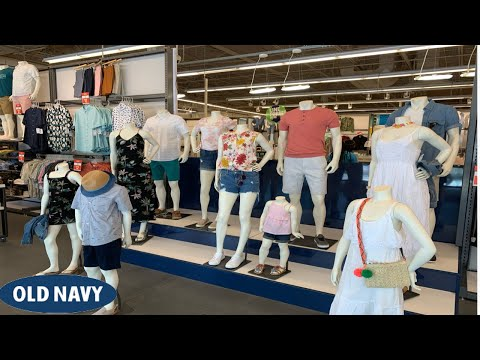 OLD NAVY * COME WITH ME*