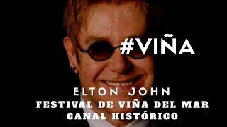 Elton John (en vivo) - Rocket Man - Festival de Viña del Mar 2013 #VIÑA