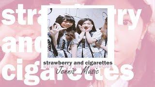 [OPV] เจนนิษฐ์ 🦄 ✗ มิวสิค 🌞 BNK48 (#เต็นสิค)   Troye Sivan - Strawberries & Cigarettes