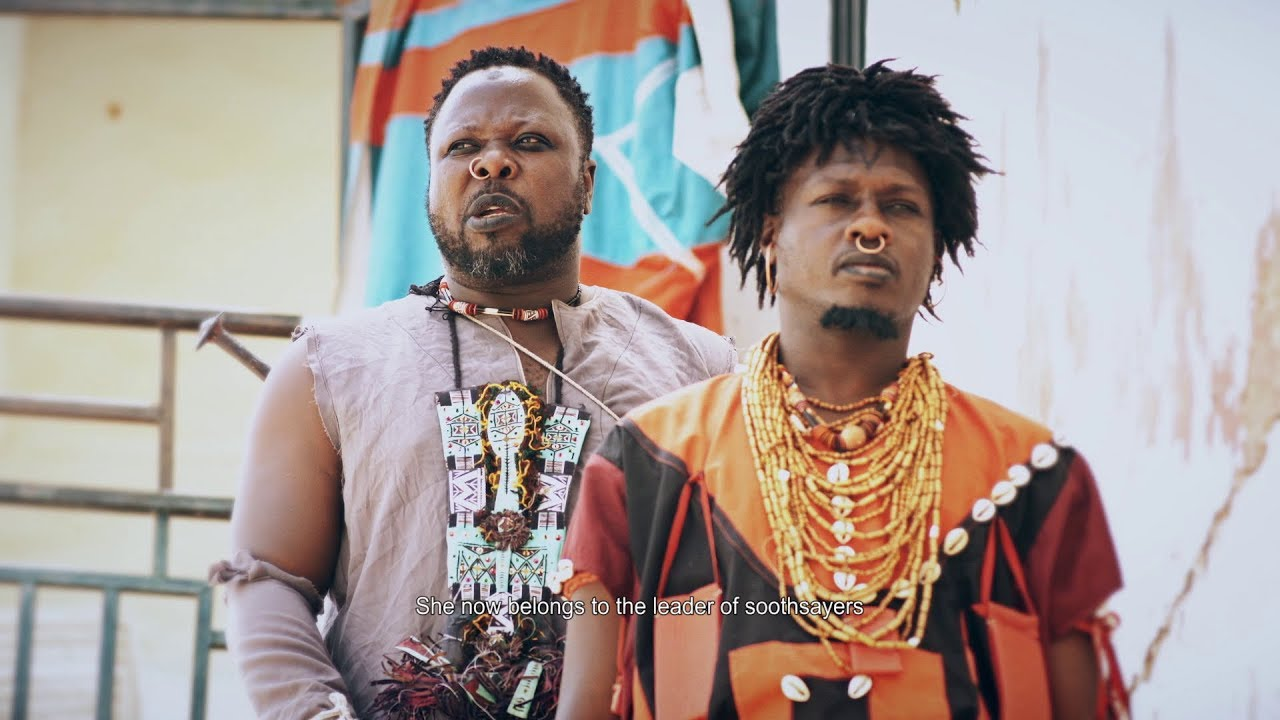 Download Sarauniya The Biggest KannyWood Trailer Latest Nigerian Hausa Trailer 2018