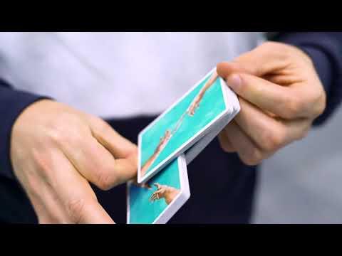 Juggler Sistine Playing Cards by Julio Ribera