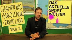 Sportwetten Engl. Woche   Teil 2   Prognosen CL & EL: u.a. SGE- Salzburg, Fußballwetten   17.02.2020