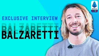 Juventus, Palermo & Roma Legend! | Federico Balzaretti | Exclusive Interview | Serie A TIM