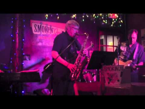 The Nat Simpkins Band Live at Smoken Joe's