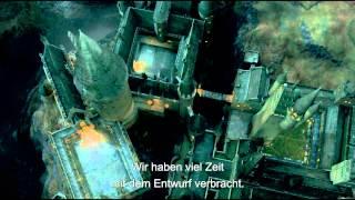 HARRY POTTER 7 TEIL 2| Das Hogwarts-Schutzschild eng / ger sub