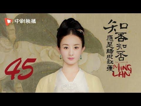 知否知否应是绿肥红瘦【未删减】45(赵丽颖、冯绍峰、朱一龙 领衔主演)