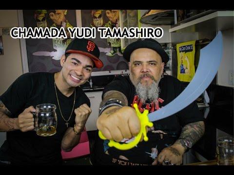 CHAMADA YUDI TAMASHIRO
