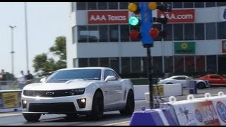 588 RWHP Modified  ZL1 on Dyno & 1/4 Mile