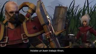 LaLaLaDemaCia Temporada 3 capitulo 8 sub español (League of legends).