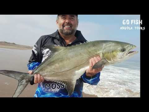 Angola Fishing Tour - May 2017 - Go Fish Mossel Bay