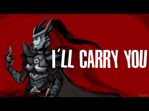 I'll Carry You (Dota 2 Parody)