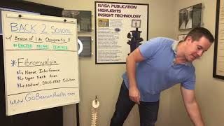 Royersford PA Fibromyalgia Doctor explains how Chiropractic Care can help
