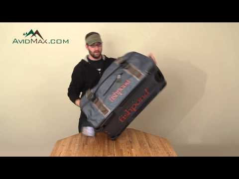 Fishpond Westwater Large Rolling Duffel Bag Product Tour