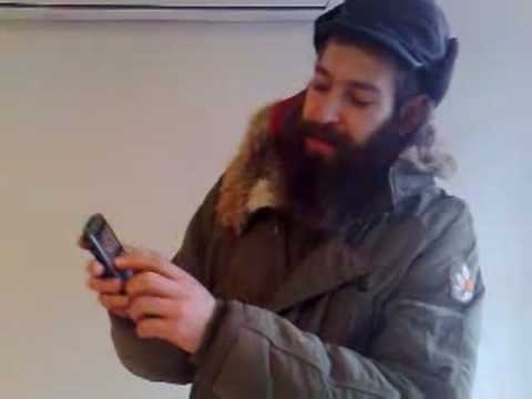 Matisyahu on Twitter - Video Blog