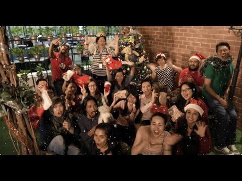 Warner Music Malaysia Wishes You Holly Jolly Christmas