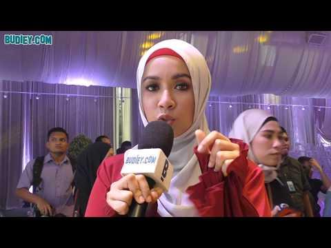 Amira Othman Lancar Jubah & Baju Kurung Hari Raya 2018