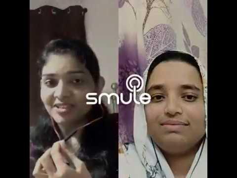 Idari Veezhuvan Ida   Sunitha Rony & Priya Jijo   Smule   Malayalam Christian Devotional Song