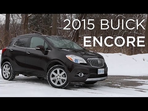 Thumbnail: 2015 Buick Encore | CUV Review | Driving.ca