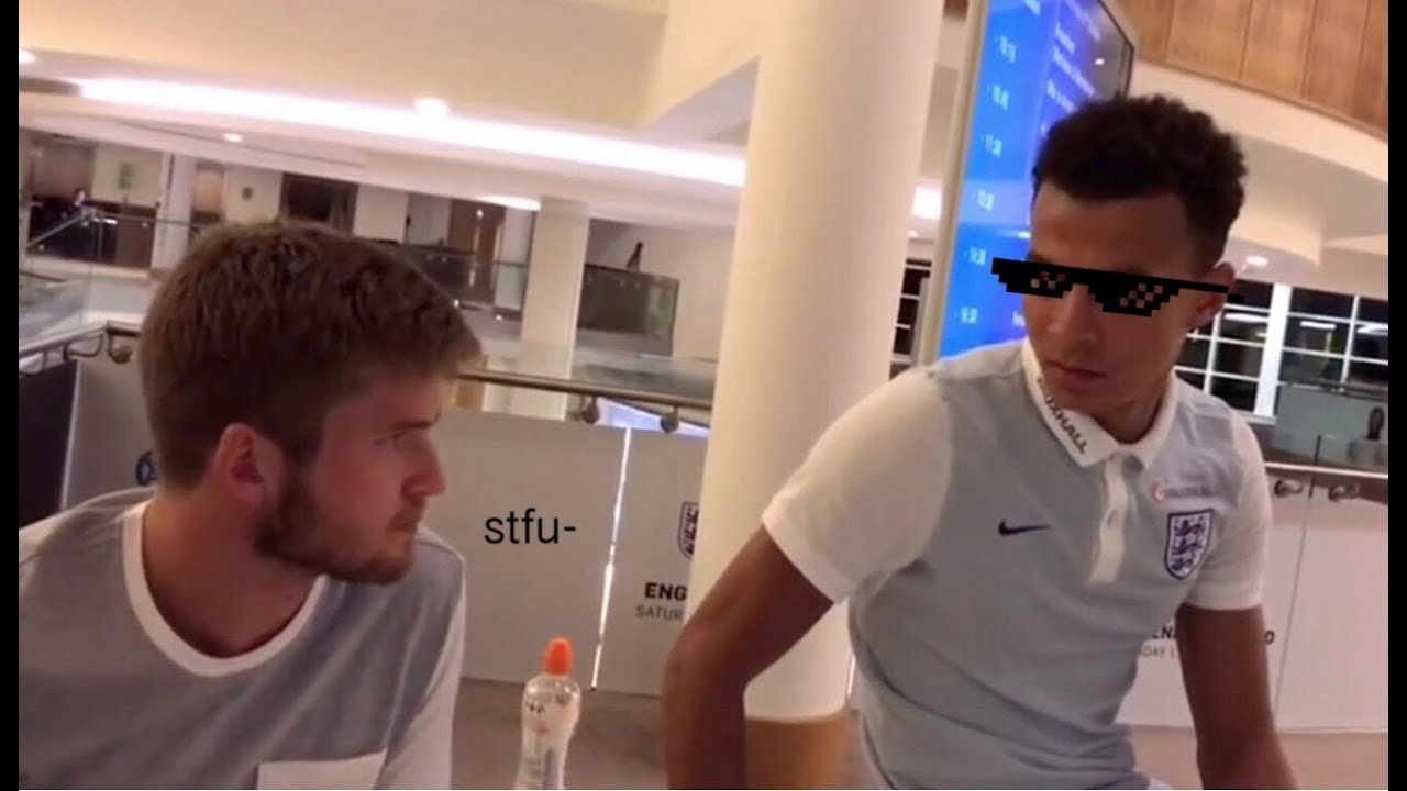 dele and eric on crack pt. 4