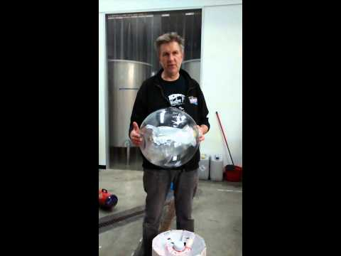 Mike Tempest explains key keg