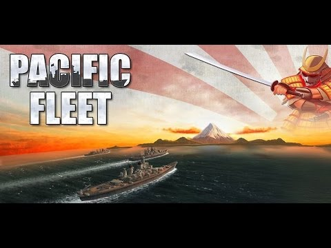 Pacific Fleet Android GamePlay Trailer (HD)
