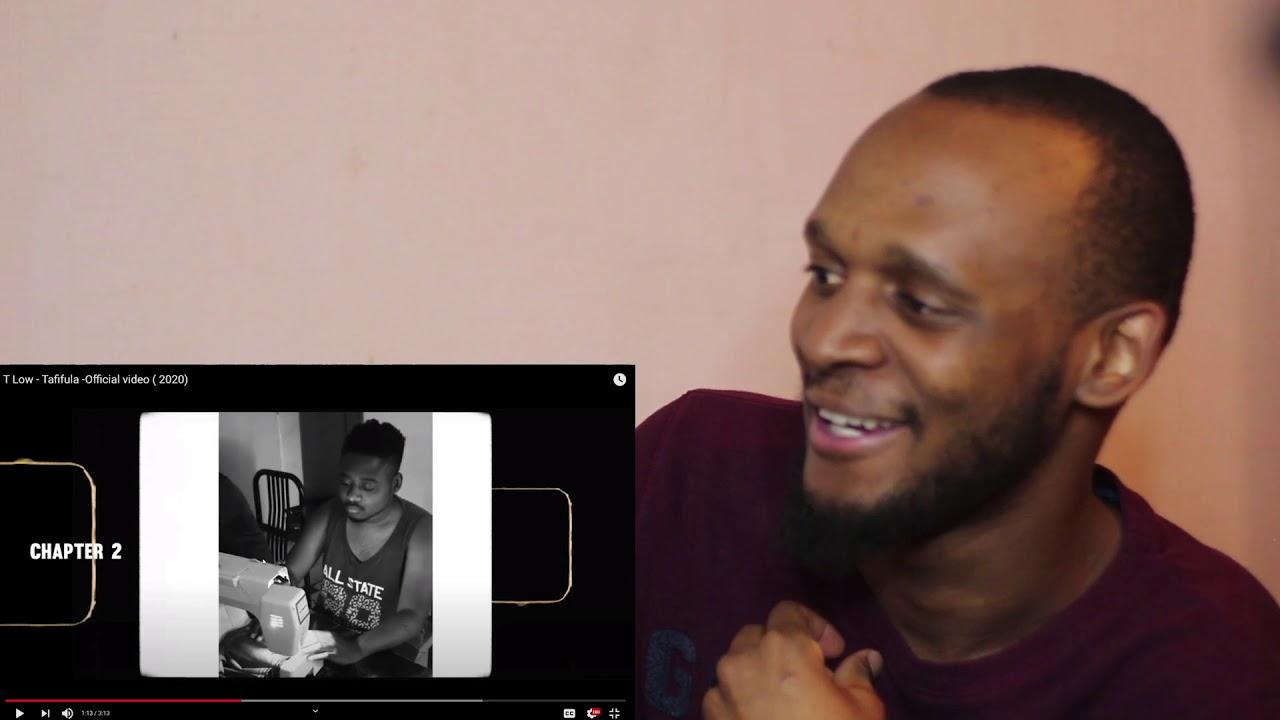 T Low - Tafifula (Official video) || REACTION VIDEO #MAZ