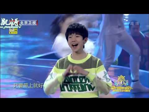 【TFBOYS�北京卫视春晚【KarRoy凯源频道】