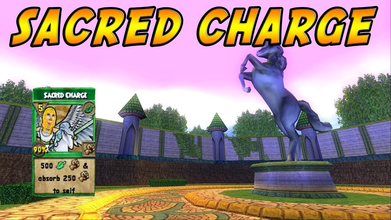 wizard101 sacred charge 39 new life spell 39 doovi