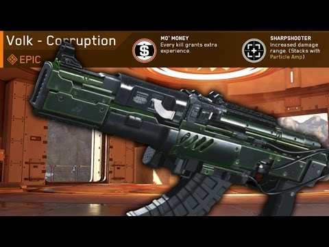 DE VOLK VERANDERD IN EEN AK74u?! (COD: Infinite Warfare)