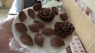 Шоколад для моделирования/ шоколад для лепки украшений для тортов или пирожных/modeling chocolate