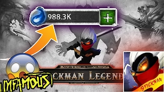 Stickman Legends Cheat | Hack/Mod Apk | Unlimited