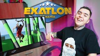 REACTIONEZ LA EXATLON Mario Fresh