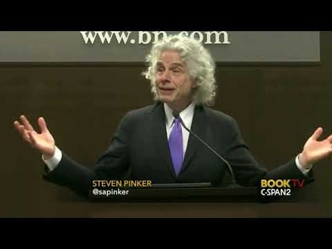 Steven Pinker - Enlightenment Now: The Case for Reason, Science, Humanism, & Progress