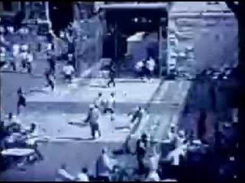 april 2002 folsom prison riot youtube