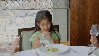 Kids Review a Michelin-Starred Restaurant