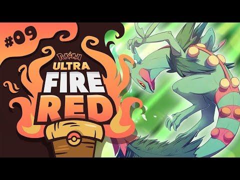 MEGA EVOLUÇÃO - POKEMON ULTRA FIRE RED 2