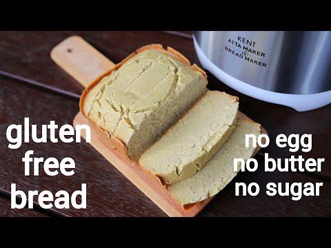 Gluten Free Bread Recipe | Besan Bread | Yeast Free Bread | Buckwheat Bread
